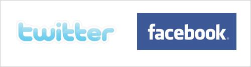 twitter-logo-facebook-logo
