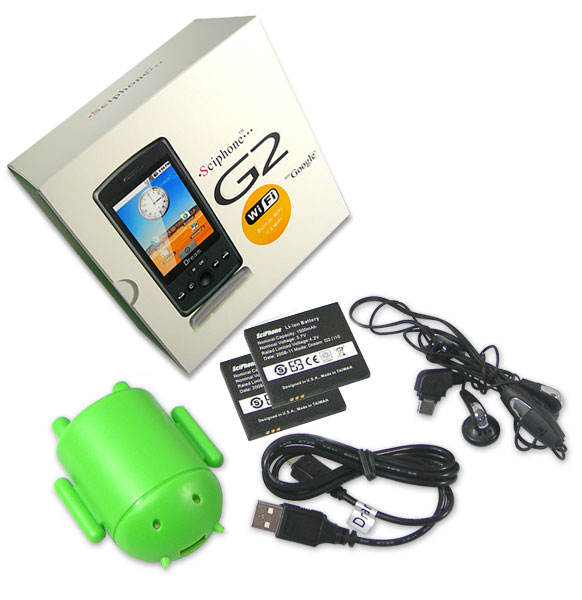 sciphone-dream-g2-charger-kit-android-box