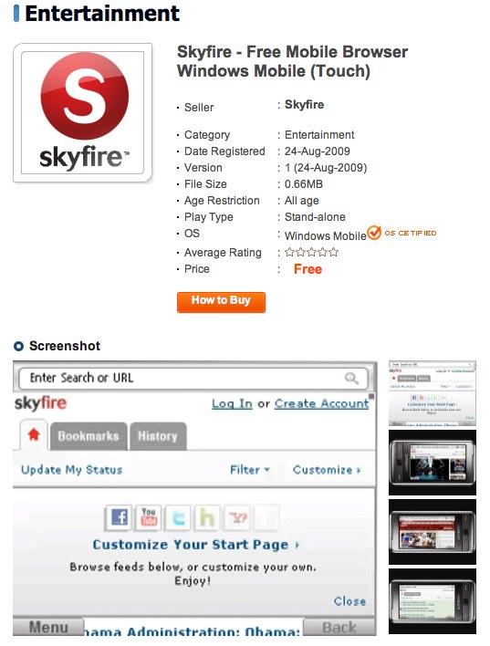 samsung-application-store-skyfire