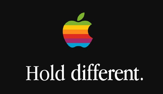 apple-hold-different