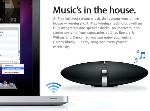 Apple yeni AirPlay Direct standardını eylüldeki basın toplantısında tanıtabilir