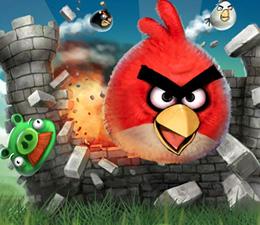 """Microsoft Angry Birds'ü """"yanlışlıkla"""" Windows Phone 7'de göstermiş"""