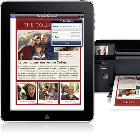 Steve Jobs AirPrint'in daha fazla yazıcıyı destekleyeceğinin sözünü verdi
