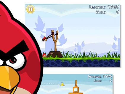Angry Birds Intel AppUp mağazası aracılığıyla dizüstü bilgisayar ve netbook'lara geliyor