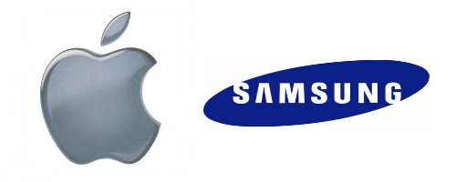Samsung Apple'a patent kaydı konusunda fark attı
