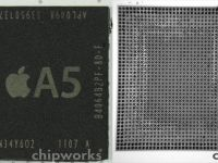 Apple A5 işlemcisinde Samsung'un ayak izleri