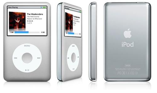 Apple iTunes mağazası altındaki Click Wheel oyunlarını kaldırdı, sırada iPod classic olabilir