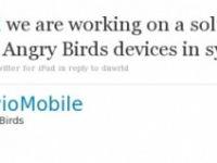 Angry Birds için çapraz cihaz senkronizasyonu geliyor, Seasons için Paskalya güncellemesi yolda