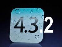 iOS 4.3.2 önümüzdeki iki hafta içinde yayınlanabilir