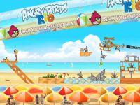 Angry Birds Rio için Beach Volley güncellemesi yayınlandı