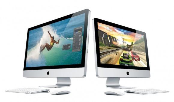 Gözyaşı şekilli profile sahip ince iMac'e ait lojik devre görüntülendi