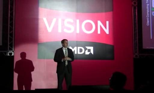 AMD tablet dostu Z serisi APU'yu duyurdu, gelecek nesil Trinity APU'nun işaretlerini verdi