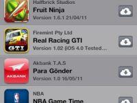 Apple App Store'daki bulut yenilikleri Türkiye hesaplarında da etkinleşti