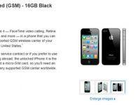 Apple ABD'de SIM kilitsiz iPhone 4 satışlarına resmen başladı
