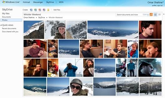Microsoft bulut tabanlı servisi SkyDrive'ı yeni özelliklerle güncelledi – Video