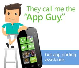 Microsoft Windows Phone 7 için Android yazılımcılarına destek sunmaya başladı