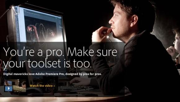 Adobe'den Final Cut Pro'yu bırakıp Premiere Pro'yu seçenlere yüzde 50 indirim