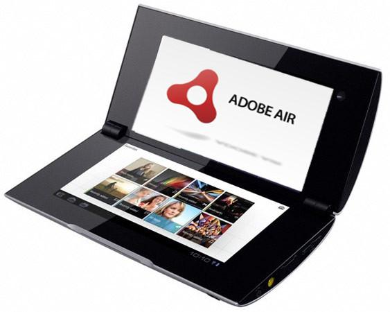Sony ve Adobe Android tabletlerde Air uygulamaları konulu bir yarışma düzenliyor