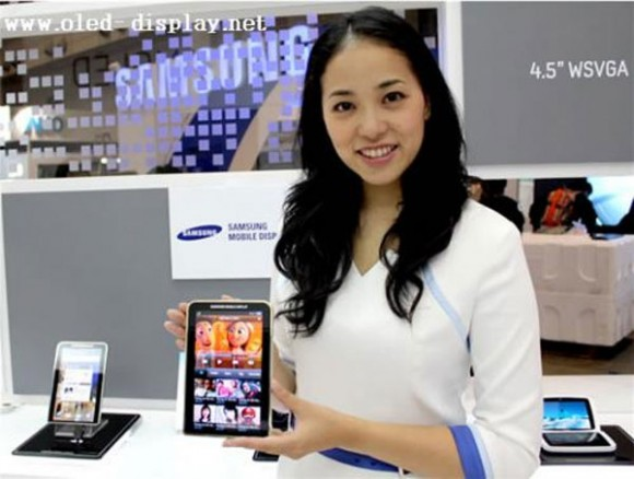 Samsung 30 milyon dokunmatik sensör siparişi verdi, 7 inç AMOLED panel üretimi hızlanacak