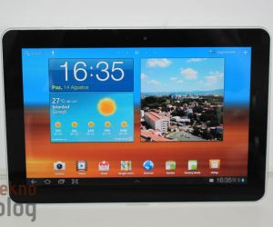Teknoblog İncelemesi: Samsung Galaxy Tab 10.1 – Galeri & Video