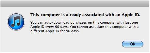 Apple iCloud'ın çıkışı öncesinde kullanıcıların farklı Apple ID'lerini birleştirme peşinde