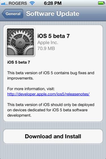 Apple iOS 5 beta 7 sürümünü yayınladı, iTunes Match'in nasıl çalışacağına dair ipuçları belirdi – Video