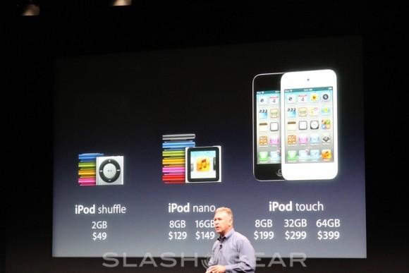 iOS 5 yüklü yeni iPod touch 12 Ekimde yurtdışında piyasaya çıkıyor
