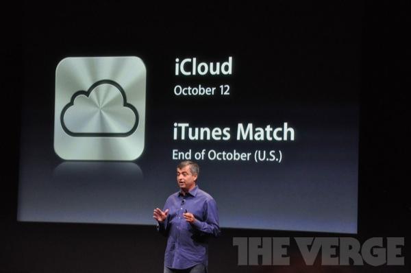 iCloud 12 Ekimde faaliyete geçiyor