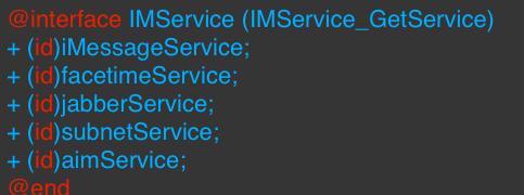 iChat ile sunulan anında mesajlaşma servis desteği iOS'e gelebilir