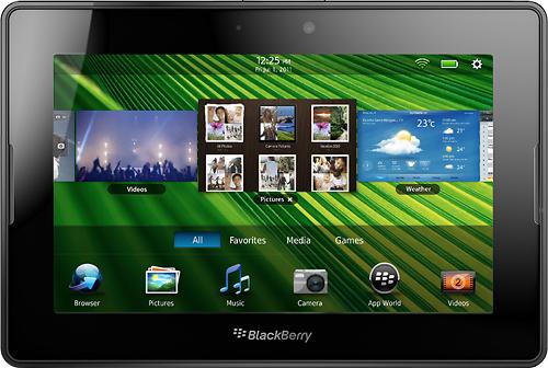 RIM BlackBerry PlayBook'a App World dışındaki kaynaklardan uygulama yükleme desteğini kaldırıyor