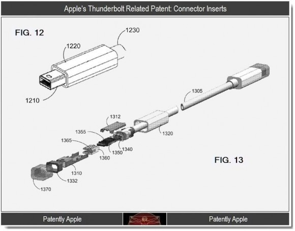Apple'ın patent başvurusu Thunderbolt destekli iOS cihazlarını müjdeliyor