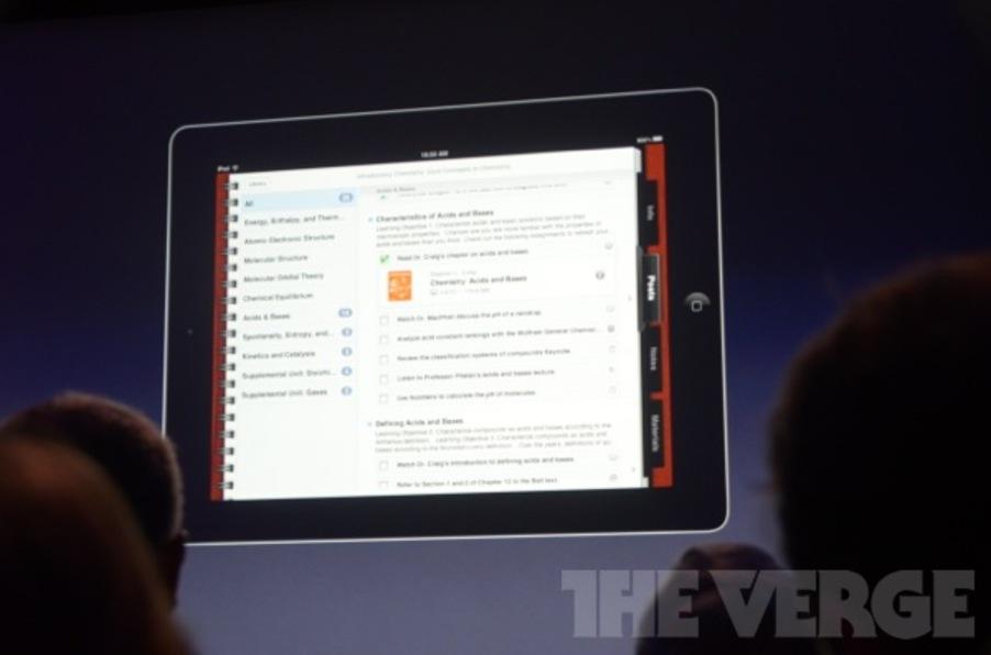 Apple iPad ve iPhone için ücretsiz iTunes U uygulamasını yayınladı