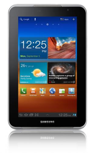 Samsung Galaxy Tab 7.0N Plus ortaya çıktı