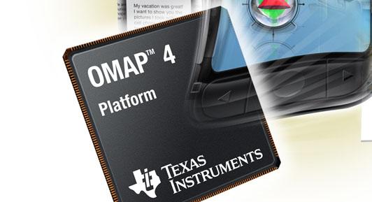 TI OMAP 4470 selefi 4460'a göre yüzde 50 performans artışı sunuyor