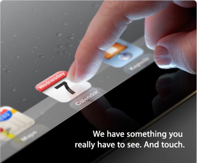 iPad 3 ile beraber düşük maliyetli 8 GB'lık iPad 2 de piyasaya çıkabilir