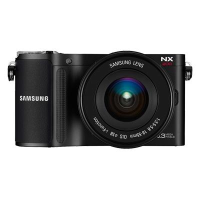 Samsung 2012 model Wi-Fi özellikli aynasız fotoğraf makinelerini görücüye çıkardı