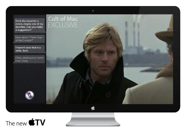 Beklenen Apple HDTV ile ilgili yeni iddialar, FaceTime ve Siri yer alacak
