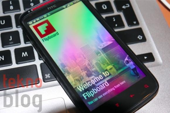 Flipboard Android uygulaması için beta niteliğinde APK yayınladı