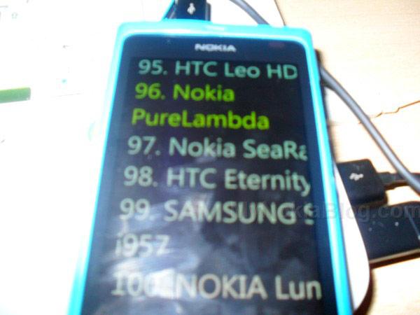 Alpha, Phi, PurePhi ve PureLambda kod adları yeni Nokia Windows Phone cihazlarını müjdeliyor