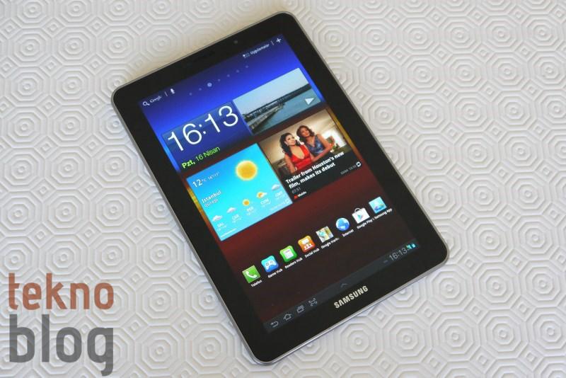 Samsung Galaxy Tab 7.0 Plus, 7.7, 8.9 ve 10.1'e Android 4.0 güncellemesini temmuzdan itibaren getirecek