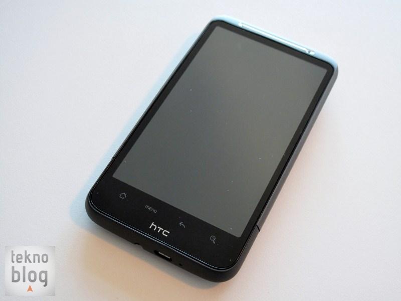 HTC Desire HD için Android 4.0 güncellemesini zayıf performans nedeniyle iptal etmiş olabilir