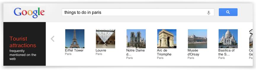 Google Knowledge Graph arama işlevini dünya çapında kullanıma açıyor