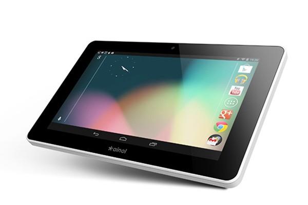 Ainol IPS ekranlı ve Jelly Bean yüklü Novo 7 Crystal tableti tanıttı