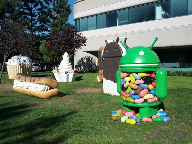 Google: 500 milyonun üstünde Android cihaz aktivasyonu gerçekleştirildi