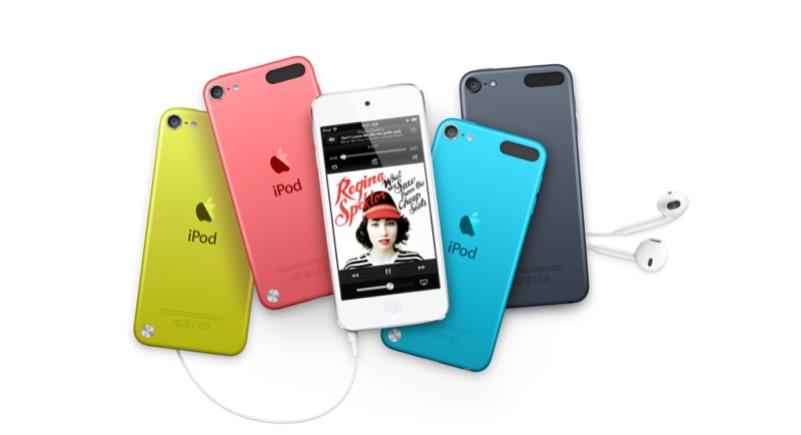 Apple 4 inç Retina ekranlı, A5 işlemcili ve 5 megapiksel kameralı yeni iPod touch'ı tanıttı
