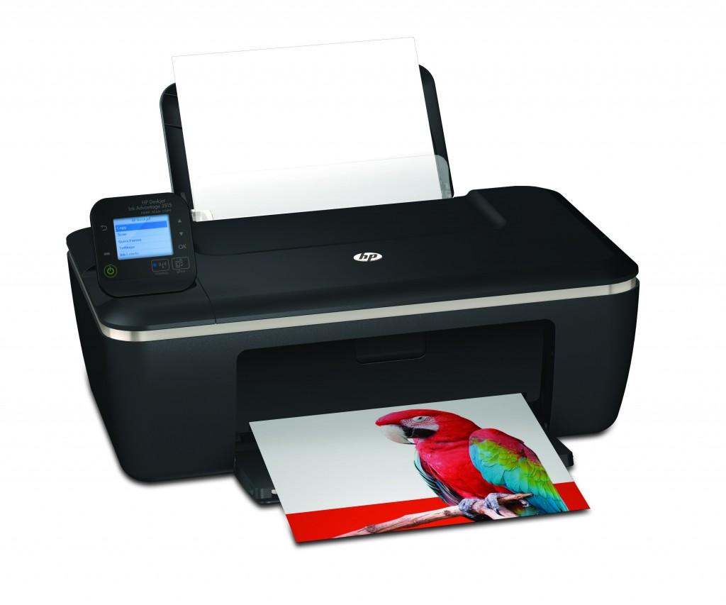HP DeskJet Ink Advantage yazıcı serisini tanıttı