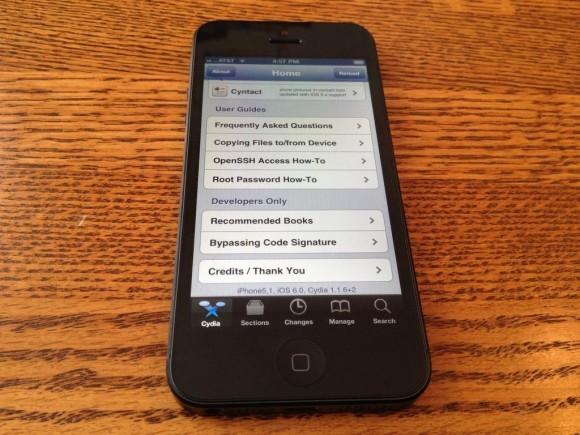 iOS 7 jailbreak çözümü için çalışmalar çoktan başladı