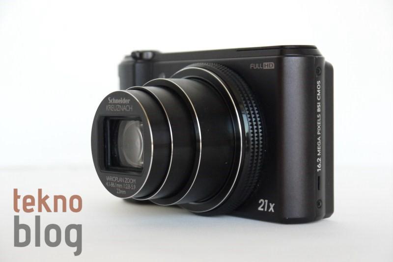 Samsung WB850F Smart Camera İncelemesi