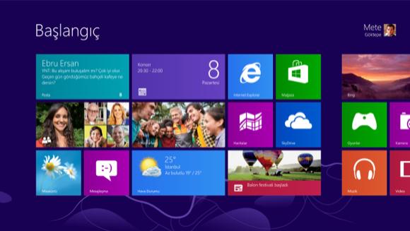 Microsoft'a göre Windows 8'e uyum sağlamak en fazla iki hafta alır
