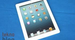 iPad (4.Nesil) İncelemesi